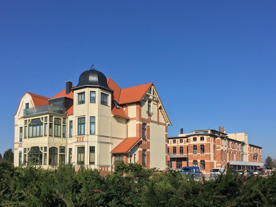 Schokoladenfabrik Magdeburg