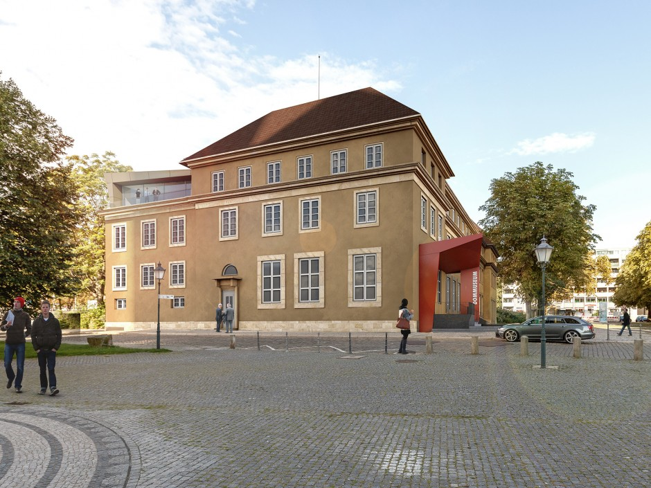 Staatsbank Magdeburg