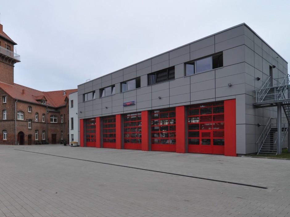 Feuerwache Süd in Halle