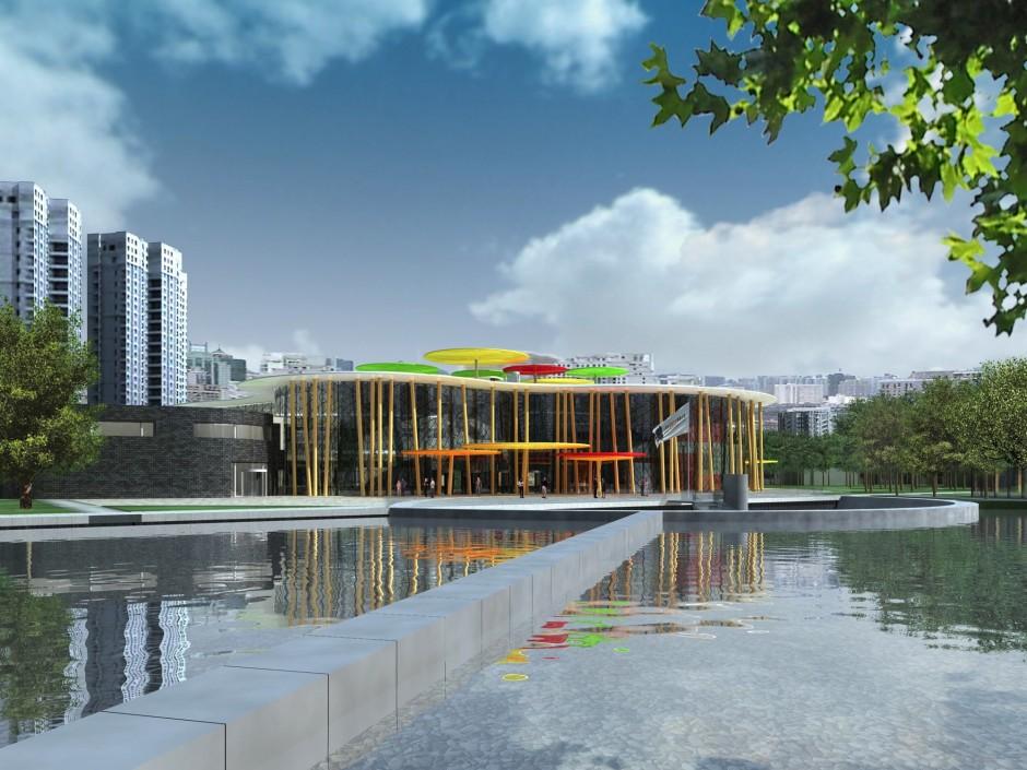 Naturkundemuseum shanghai rsd architekten magdeburg - Architekten magdeburg ...
