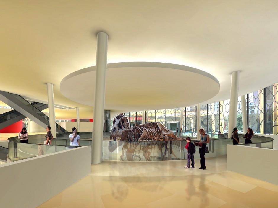 Naturkundemuseum Shanghai