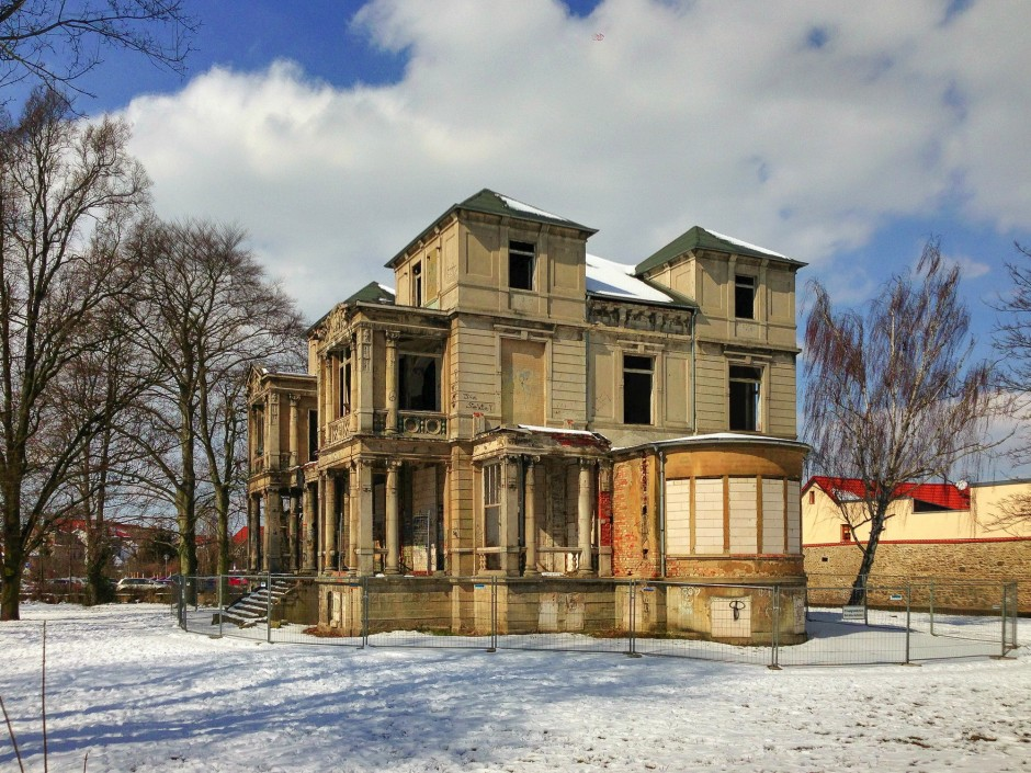 Villa Albrecht Haldensleben